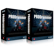 EastWest ProDrummer Volume 1 & 2 Mark Spike Stent Joe Chicarelli