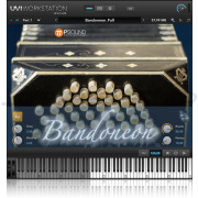 PSound Bandoneon UVI Instrument Plugin