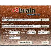 Voxengo r8brain - Free Download
