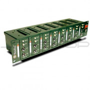 Radial J-Rak High Density Rackmount DI Shelf