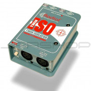 Radial Twin ISO 2-Ch Jensen Equipped Isolation Box