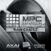 Akai Raw Cratez MPC Expansion