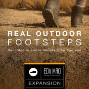Tovusound Real Outdoor Footsteps EFI Expansion