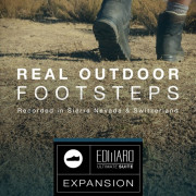 Tovusound Real Outdoor Footsteps EUS Expansion