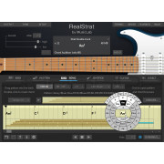 MusicLab RealStrat 4 Stratocaster Guitar Software