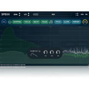 Re-Compose Spexx Spectral Distortion Reverb Plugin
