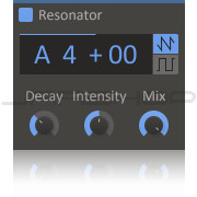 Kilohearts Resonator Frequency Harmonics Enhancer Plugin