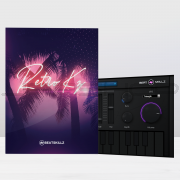 Beatskillz Retro Keys 80s Synth Sampler Plugin Educational