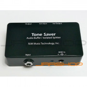 RJM Tone Saver Audio Buffer / Isolated Splitter