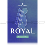 UJAM Instruments Virtual Bassist ROYAL 2.0 Upgrade