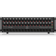 Behringer S32 I/O Box with 32 Remote-Controllable MIDAS Preamps