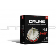 IK Multimedia Neil Peart Drums for SampleTank 3