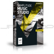 Magix Samplitude Music Studio - Educational