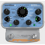 Source Audio Soundblox 2 Multiwave Bass Distortion - Open Box