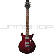 Hamer Guitars The Archtop Dark Cherry