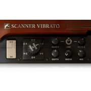 Martinic Scanner Vibrato Virtual Effect Plugin