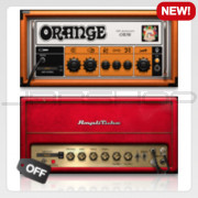 IK Multimedia AmpliTube Orange Power DUO Bundle