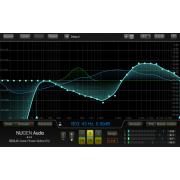 NuGen Audio SEQ-ST Fluid Filter Morphing Linear Phase EQ Spline Match EQ
