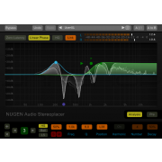 NuGen Audio Stereoplacer Frequency Specific Panoramic Placement Plugin