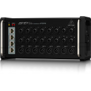 Behringer SD16 I/O Stage Box with 16 Remote-Controllable MIDAS Preamps