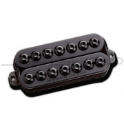 Seymour Duncan 7-String Invader Neck Passive Mount Black Metal