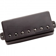 Seymour Duncan 7-String Nazgûl Bridge Passive Mount Black Metal