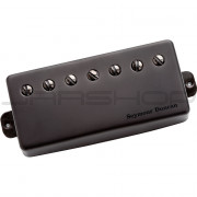 Seymour Duncan 7-String Sentient Neck Passive Mount Black Metal