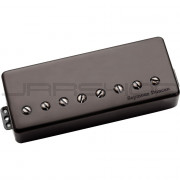 Seymour Duncan 8-String Distortion Bridge Passive Mount Black Metal