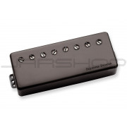 Seymour Duncan 8-String Distortion Neck Passive Mount Black Metal