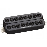 Seymour Duncan 8-String Invader Bridge Passive Mount Black