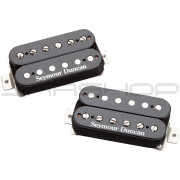 Seymour Duncan SH-18s Whole Lotta Humbucker Set Black