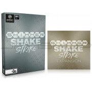 In Session Audio Shimmer Shake Strike with Expansion Pack