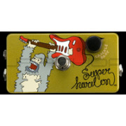 ZVEX Effects Super Hard On Hand Painted Guitar Effects Pedal