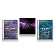 Avid Sibelius Ultimate with PhotoScore Ultimate & AudioScore Ultimate Bundle
