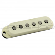 Friedman Amplification Single Coil Bridge Pickup White