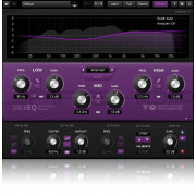 Tokyo Dawn Records SlickEQ Gentleman's Edition Plugin