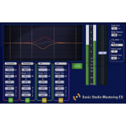 Sonic Studio Sonic Studio Mastering EQ Audio Unit Plugin