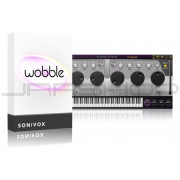 SONiVOX Wobble 2 Dubstep Synthesizer Plugin