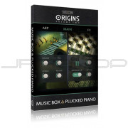 Sonuscore Origins Vol 2 Music Box & Plucked Piano