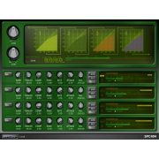 McDSP SPC2000 Serial/Parallel Compressor Plugin v6 Native