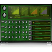 McDSP SPC2000 Serial/Parallel Compressor Plugin v6 Native Academic