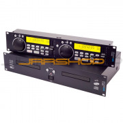 Stanton C.502 CD/MP3 Player Rack Dual 110v