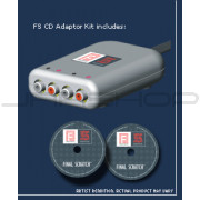 Final Scratch CD Adapter Kit