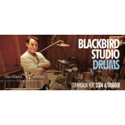 Steven Slate Blackbird Studios Drums Expansion for SSD4