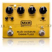 MXR Suboctave Bass Fuzz Pedal