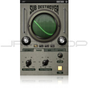 JST Sub Destroyer Low End Processing Virtual Instrument Plugin