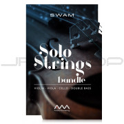 Audio Modeling SWAM Solo Strings Bundle V3
