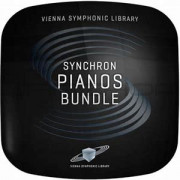 Vienna Symphonic Library Synchron Pianos Bundle Ugrade to Full