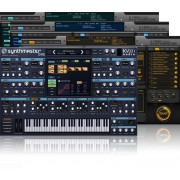 KV331 SynthMaster Player Upgrade to SynthMaster 1+2 Bundle