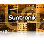 IK Multimedia Syntronik Virtual Synthesizer Plugin
